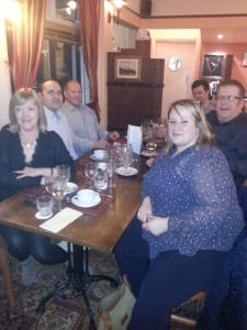 MBA Evening Thursday 7th Queens Head